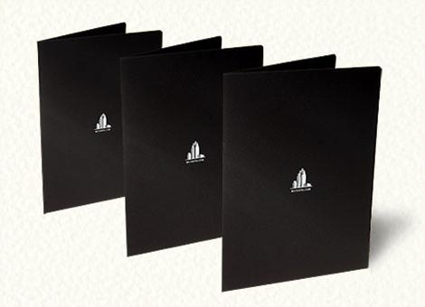Corporate Presentation Folder