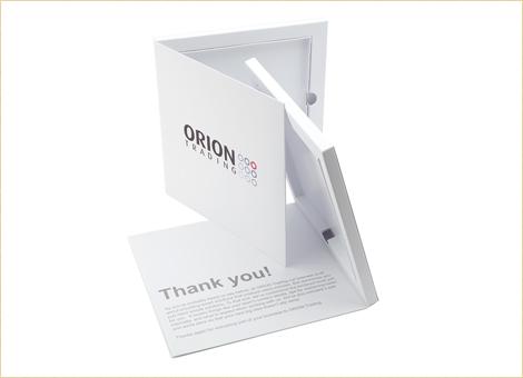 Presentation Kit Box