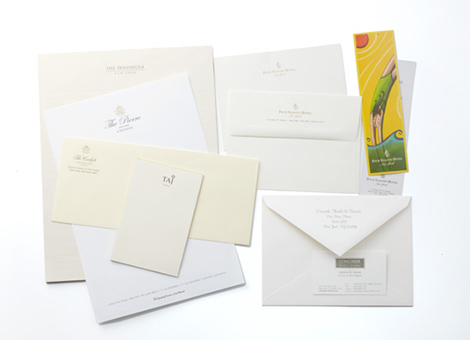 Hotel: Stationery/Forms 01
