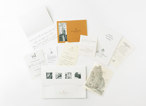Hotel: Stationery/Forms 04